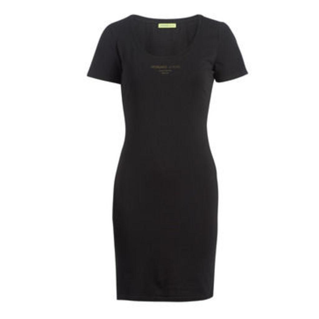 Versace Jeans  D2HTA425-30107  women's Dress in Black