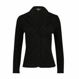 Black Plain Milano Blazer