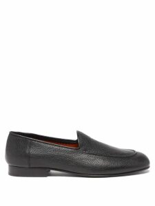 Thierry Colson - Talitha Cotton And Silk Blend Stripe Kaftan - Womens - Pink Stripe