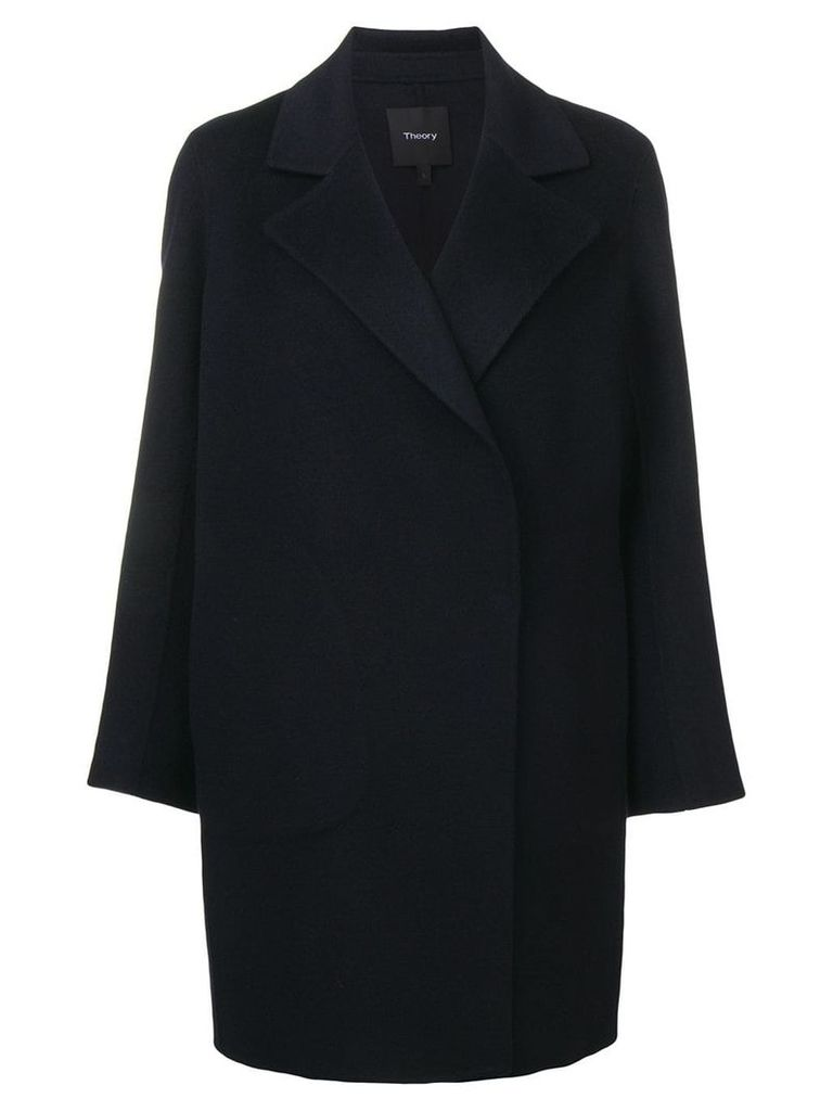 Theory double face coat - Blue