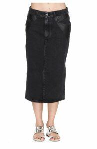 Givenchy Denim Skirt