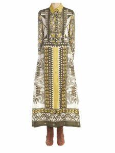 Alberta Ferretti habotay Dress