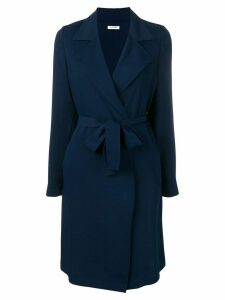 P.A.R.O.S.H. belted waist coat - Blue