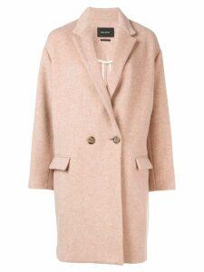 Isabel Marant Filipo classic coat - Pink