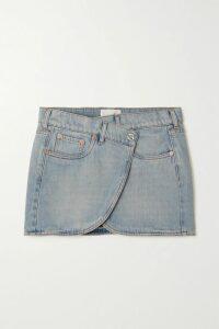 Victoria Beckham - Cotton-blend Waffle-knit Midi Dress - Brown