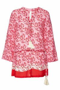 coolchange Chloe Bora Bora Printed Tunic