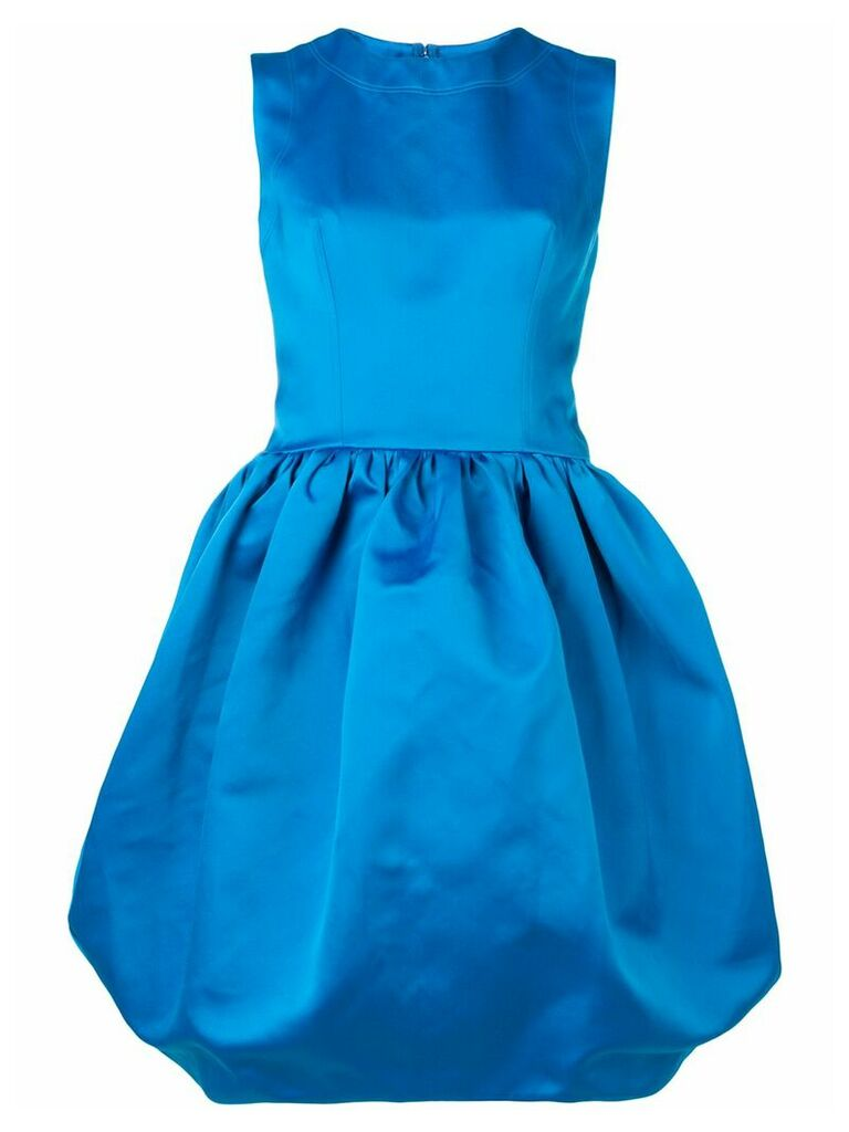 Calvin Klein 205W39nyc short puffball dress - Blue
