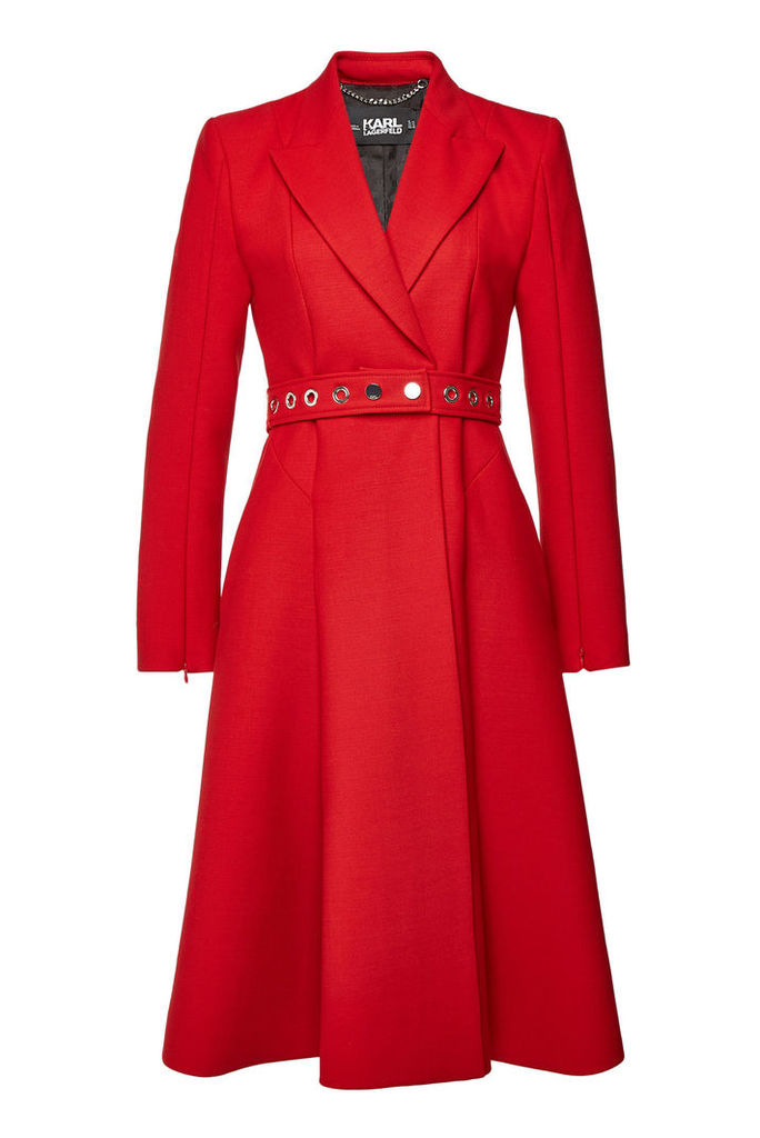 Karl Lagerfeld Tailored Coat