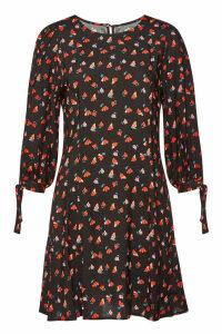 Velvet Marnita Printed Dress