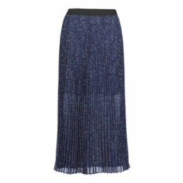 Ikks  BN27075-49  women's Skirt in Blue