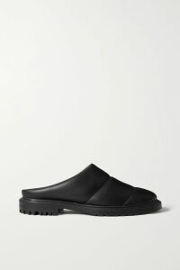 Preen by Thornton Bregazzi - Hannah Layered Cotton-twill And Prince Of Wales Checked Wool-canvas Coat - Beige