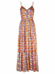 Lhd printed summer dress - Multicolour