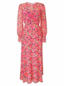 Saloni Becky dress - Pink