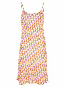 Lhd cami-top dress - Multicolour