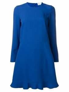 Red Valentino bow-back dress - Blue