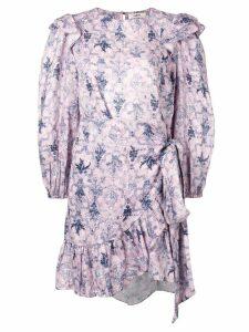 Isabel Marant Étoile Telicia printed dress - Pink