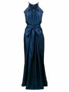 Kalita Genevieve maxi dress - Blue