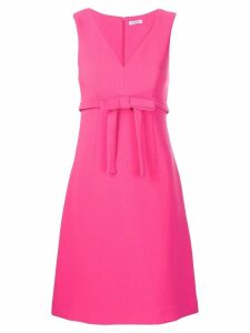 P.A.R.O.S.H. sleeveless belted dress - Pink