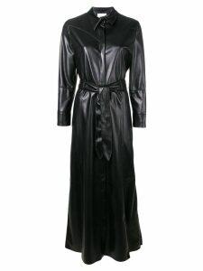 Nanushka Taurus maxi dress - Black