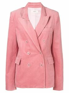 Isabel Marant Étoile Alsey double-breasted blazer - Pink