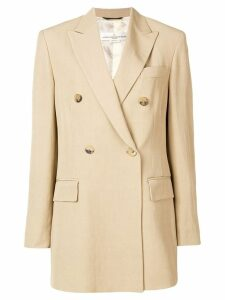 Golden Goose double-breasted jacket - Neutrals