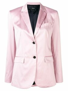 Theory fitted blazer - Pink
