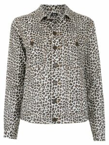 Àlg animal print jacket - Multicolour