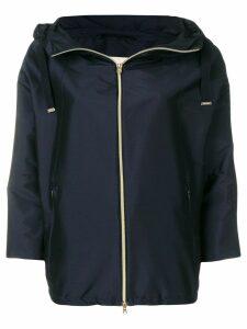 Herno hooded jacket - Blue
