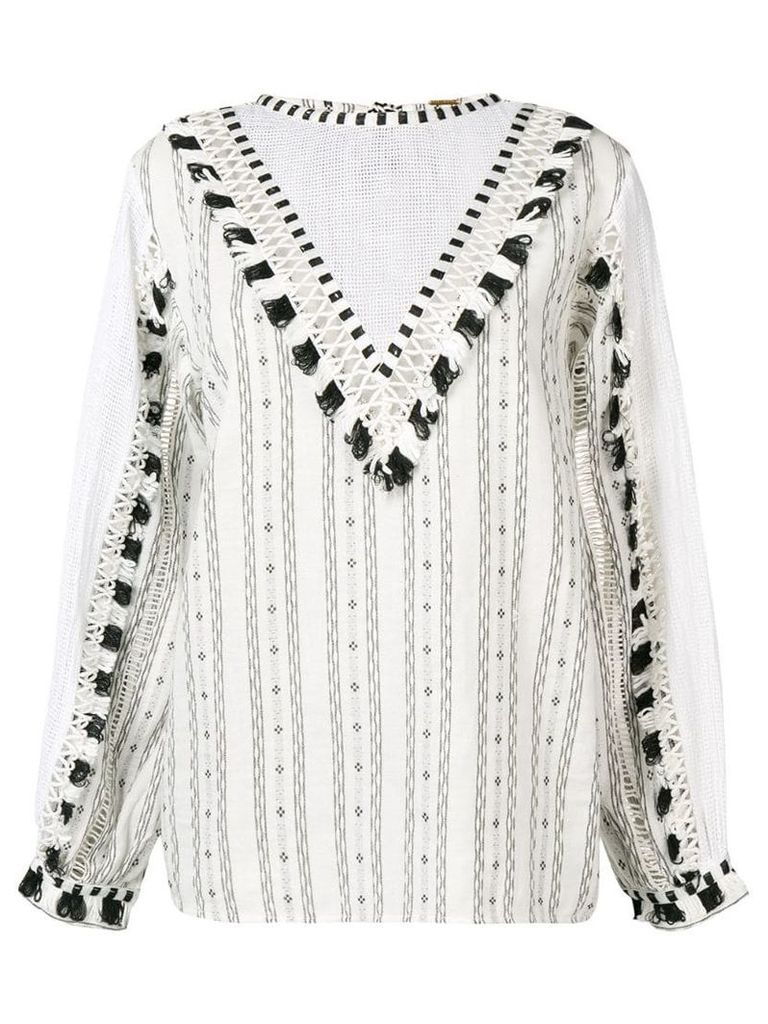 Dodo Bar Or Maho blouse - White