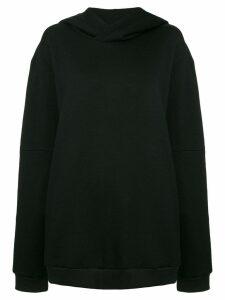 Strateas Carlucci Proto Crochead hoodie - Black