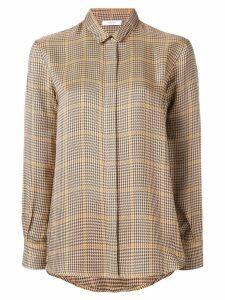 Roseanna checked shirt - Neutrals