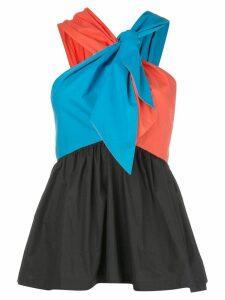 Isa Arfen colour block top - Multicolour
