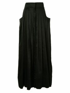 Aje pleated full skirt - Black