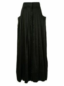 Aje pleated full skirt - Black