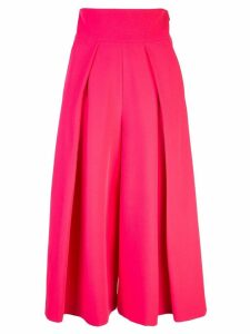 Milly front pleats skirt - Pink