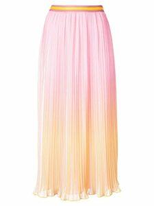 Derek Lam 10 Crosby ombré design skirt - Pink