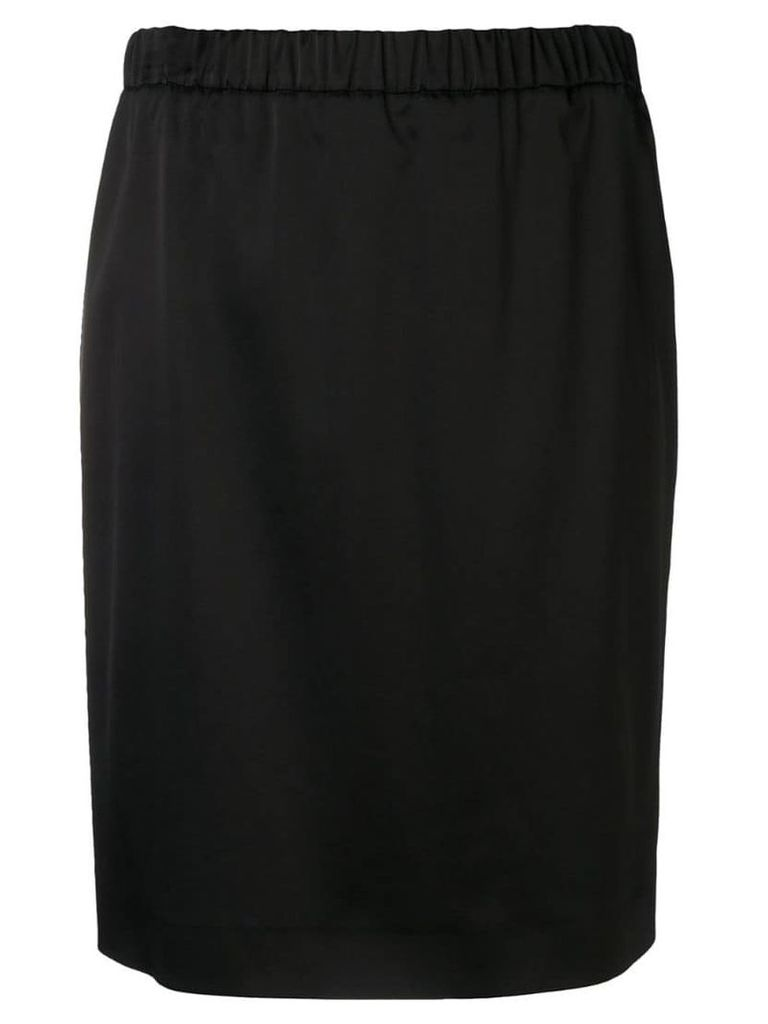 M Missoni fitted skirt - Black