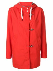 Fay midi parka coat - Orange