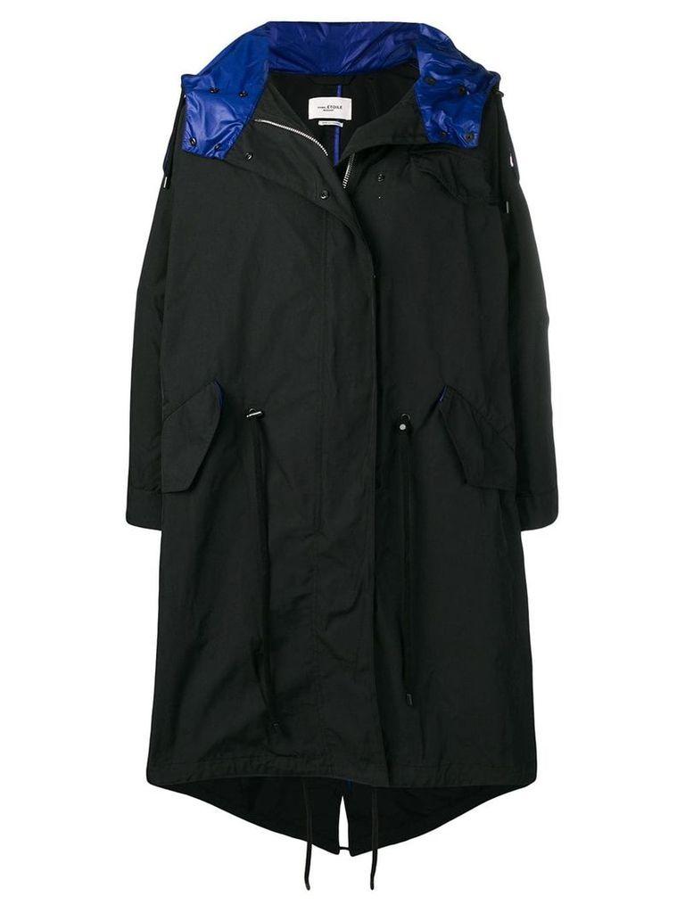 Isabel Marant Étoile oversized raincoat - Blue