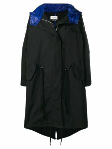 Isabel Marant Étoile oversized raincoat - Blue