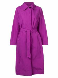 Isabel Marant Étoile Debra trench coat - Purple