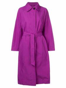 Isabel Marant Étoile Debra trench coat - Purple