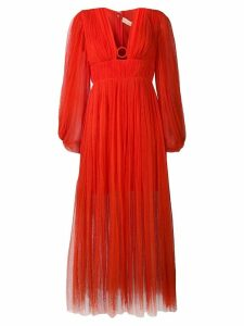Maria Lucia Hohan Astoria dress - Orange