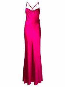 Galvan Whiteley dress - Pink