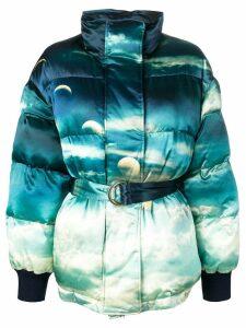 Stella McCartney Joy puffer jacket - Blue