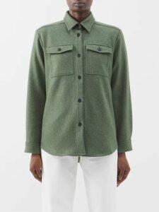 Giambattista Valli - Floral Print Silk Georgette Gown - Womens - Black Multi