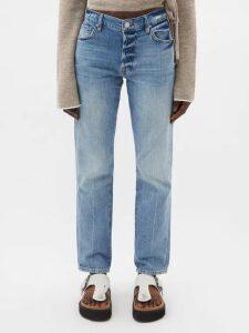 A.p.c. - Ribbed Knit Merino Wool Sweater - Womens - Green