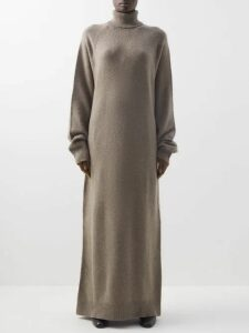Pleats Please Issey Miyake - Pleated High Rise Draped Midi Skirt - Womens - Black