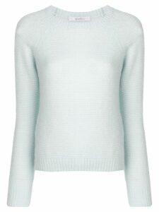 Max Mara knitted jumper - Blue