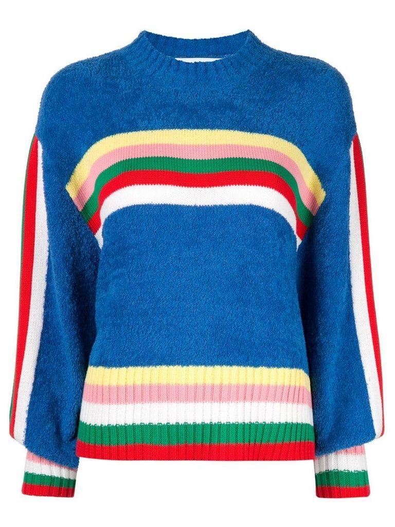 Mira Mikati striped jumper - Multicolour